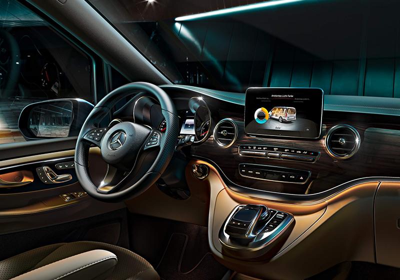 mercedes classe v 2 0 v 220 d auto rise richiedi informazioni directcar listino auto motori it